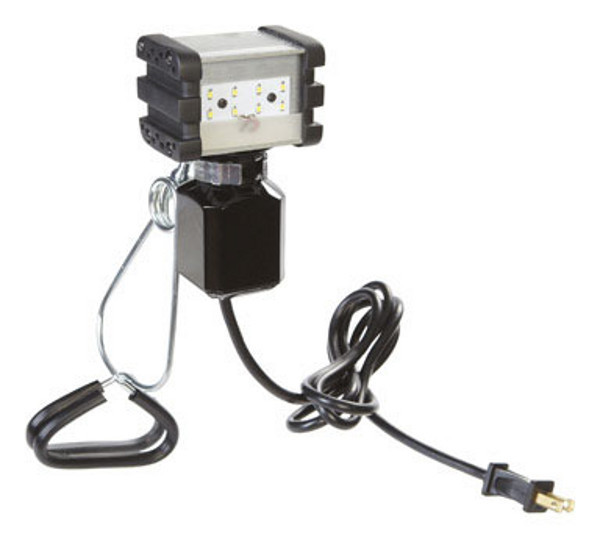 shock and fire hazard prompts ace hardware to recalls led clamp light. Black Bedroom Furniture Sets. Home Design Ideas