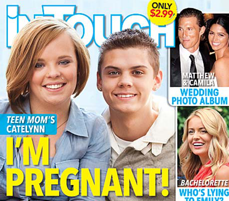 Show Teen Mom Billed As 27